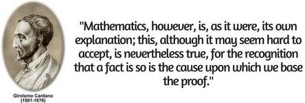 Cardano is naar eigen zeggen de eerste cryptomunt die gebaseerd is op bewezenwiskundige theorieën. De cryptovaluta is gebouwd op aan de handvan wiskundig academisch onderzoek dat door veel verschillende academici is getoetst. De universiteiten van Athene, Edinburghen Connecticuthebben hieraan meegewerkt. De naam Cardano komt van de wiskundige Gerolamo Cardano. Deze man was tijdens de Renaissance een van de meest invloedrijke wiskundigen in leven en heeft veel revolutionaire wiskundige theorieën de wereld ingebracht.