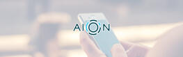 aion token logo background allesovercrypto binance kopen free