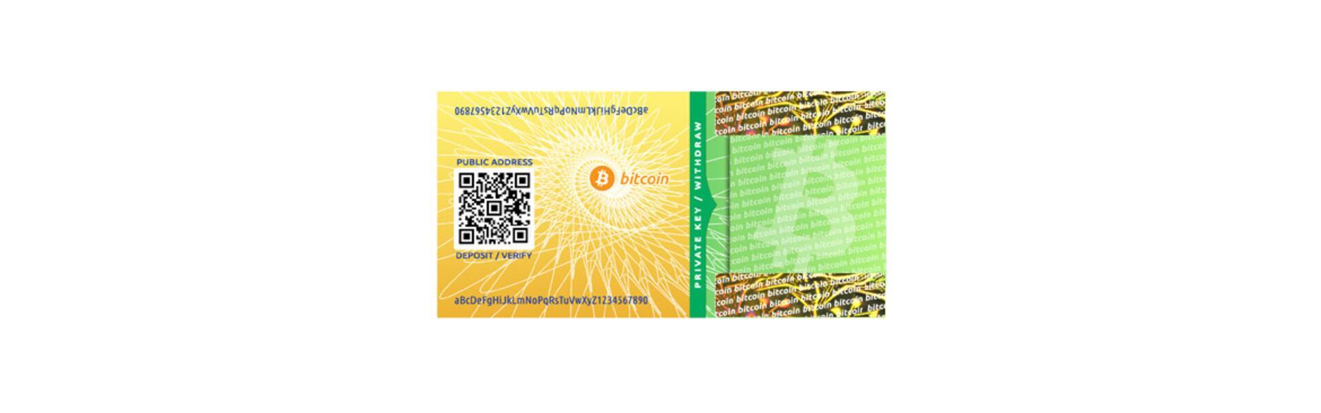 Paper wallet, bewaar je bitcoins veilig offline