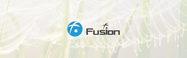 Fusion coin achtergrond