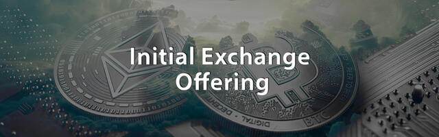 Initial Exchange Offering achtergrond