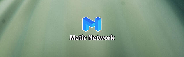 Matic Network logo achtergrond