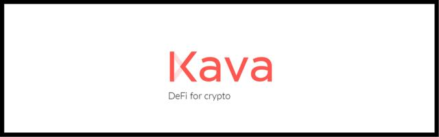 De cryptocurrency Kava - defi for crypto