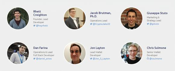Bitcoin private team