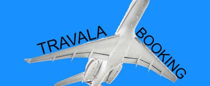 Travala Booking Airplane